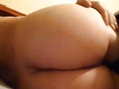 Fat boy butt