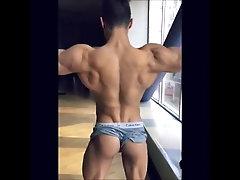 Muscle boy sexy Eddyfitt