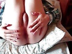 My horny ass