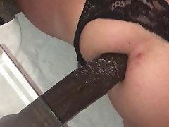 bam dildo in panties