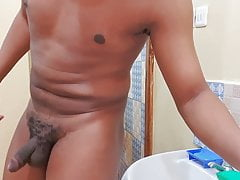 Brother Caught Naked (2)