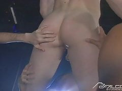 Addiction Part 2 scene 1 - Night club fantasy orgy