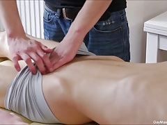 Tender Young Fuck Gives Good Massages
