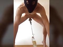Slave boy CBT Training
